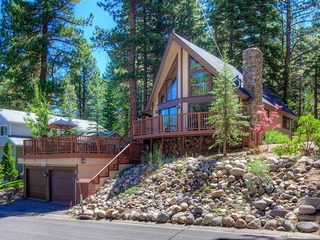 Absolutely adorable Tahoe A Frame Style Cabin