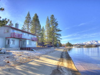 The Lake Front House at Tahoe Meadows