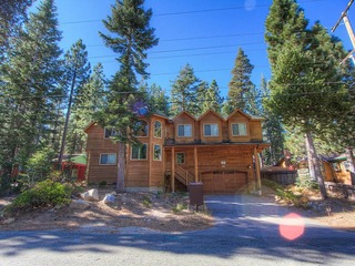 Awesome 6 Bedroom South Lake Tahoe Home