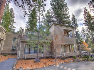 Private Forest Pines Townhome Steps from Exclusive Beach