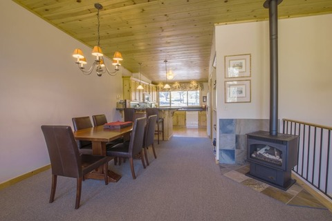 Lost Cabin Townhome #2 Vacation Rental in Kirkwood - RedAwning