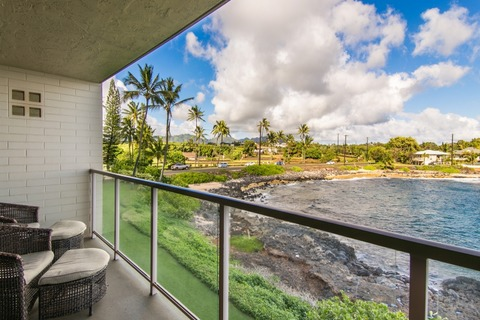 Kuhio Shores 207 Vacation Rental in South Kauai - RedAwning