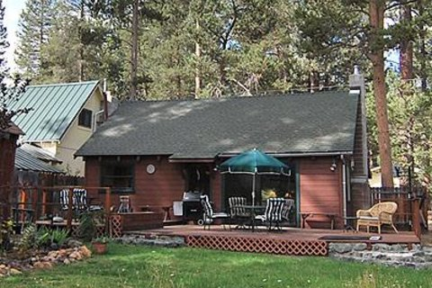 1207 Omalley Drive Vacation Rental in City of South Lake Tahoe - RedAwning