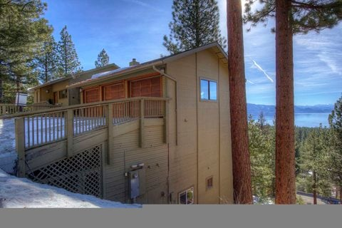 Absolute Luxury Home with Panoramic Views of Lake Tahoe Vacation Rental in Incline Village - RedAwning