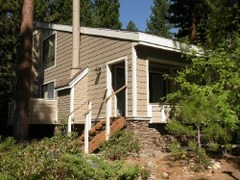 Comfortable Forest Pines Condo Sleeps 8