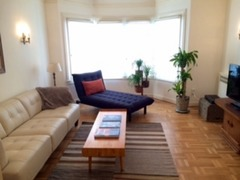 A Modern Furnished 1 Bedroom Condo #3 in North Beach